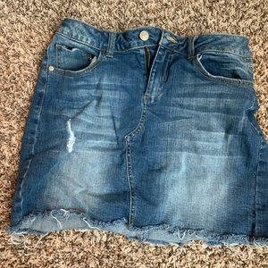 Alterd State Denim Skirt SIZE SMALL